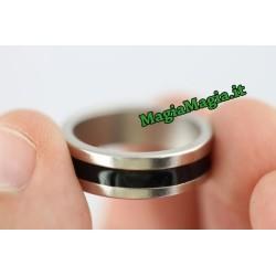 Anello magnetico con riga nera ( diametro interno 20 mm )