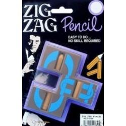 Sigaretta o matita zig zag