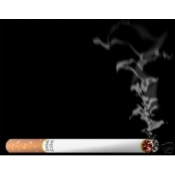 Sigaretta nel maglione