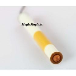 Sigaretta nel naso