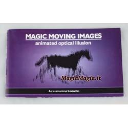 Libro illusione ottica movimento Magic Moving