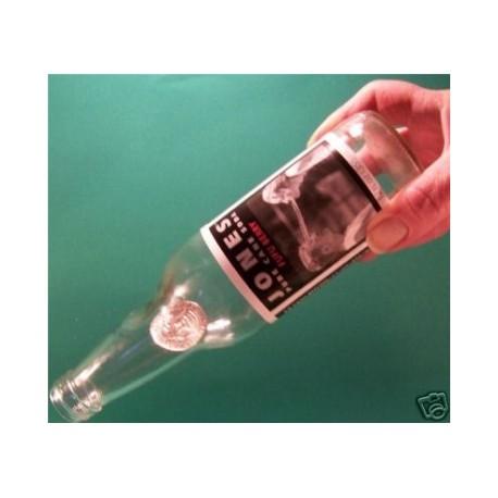 Moneta nella bottiglia