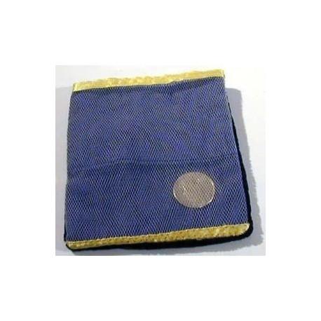 Sacchetto trasparente monete