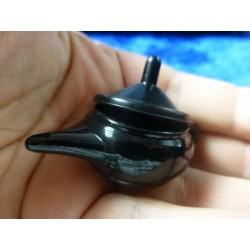 Lampada di Aladino color Nero ( Okito box )