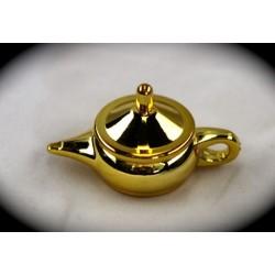 Lampada di Aladino color oro ( Okito box )