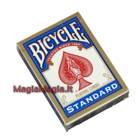 Carte bicycle Blu (Non truccate )
