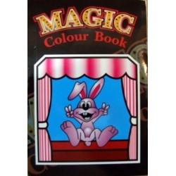 Libro che si colora tascabile