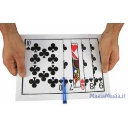 Grande gioco delle 5 carte ( vinci un caffè gigante )