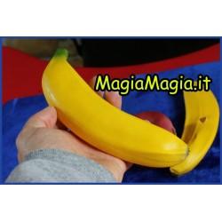 Banana apparizione gomma