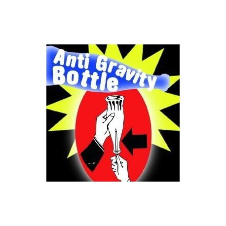 Bottiglia antigravità