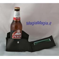 Birra o bottiglia nel portafoglio