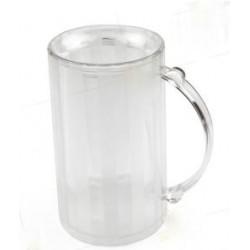 Boccale del latte con manico