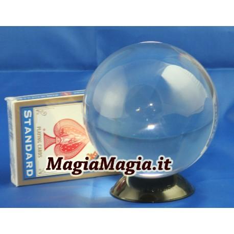 Sfera giocoleria 100mm Contact juggling acrilico