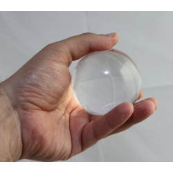 Sfera giocoleria 70mm Contact juggling acrilico