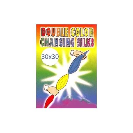 Fazzoletti che cambiano colore 30x30