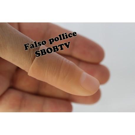 Falso pollice SBOBTV chiaro 24mm