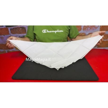 Fazzoletto di seta Bianco 60x60