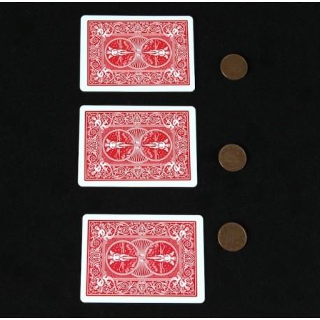 Matrix impossibile 3 tre carte