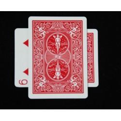 Convertiti il mazzo che converte ( con carte rosse )