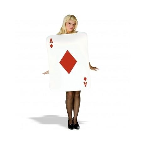 Il gioco delle tre carte ( con asso di quadri )