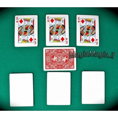 Carta contagiosa con 7 carte