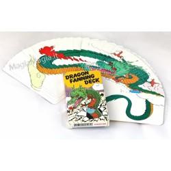 Carte per ventagli Drago Dragon fanning deck