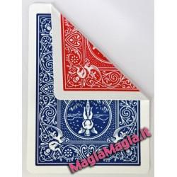 Carta doppio dorso bicycle Blu/Rosso