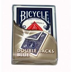 Mazzo Doppio dorso blu Carte bicycle