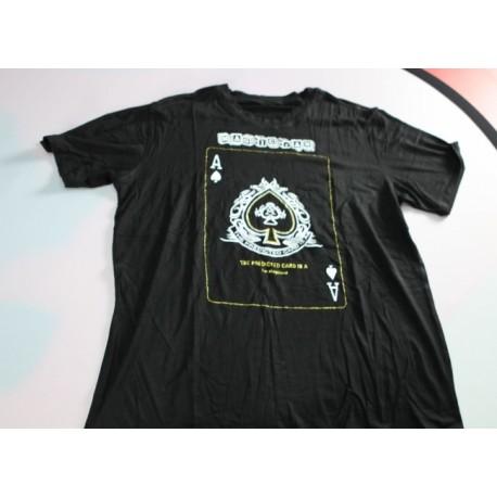 Maglietta del Mago ( taglia L corrisponde a una nostra XL ) con Asso di picche